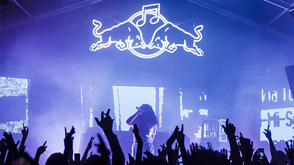 Red Bull Music Festival geliyor